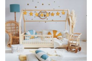 House Bed B Plus 80x190cm