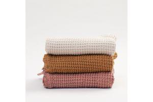 Ecru Bohemian Blanket
