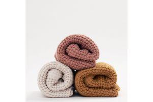 Brick Bohemian Blanket