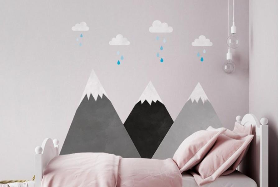 Montagnes grises