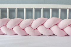 Pink Bed Bumper
