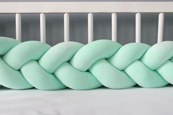 Mint Bed Bumper
