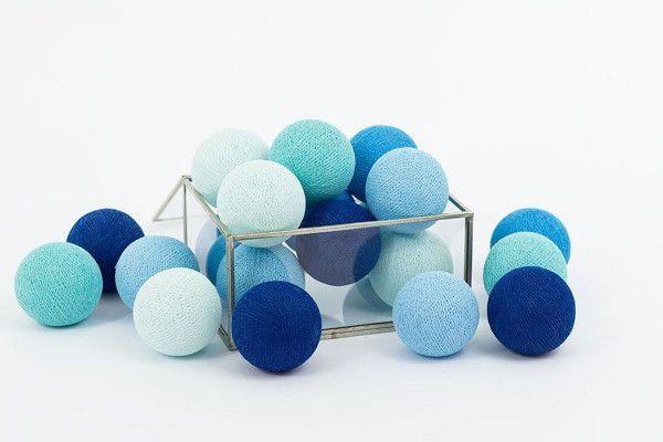 Guirlande Lumineuse Bleue