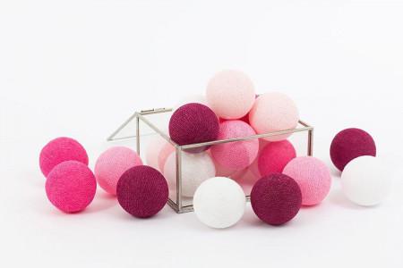 Guirlande Lumineuse Sweet Pink