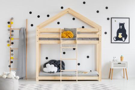 Bunk Bed G 70x160cm - Monlitcabane