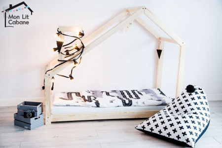 House Bed GL 80x160cm