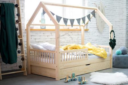 House Bed BT 90x190cm