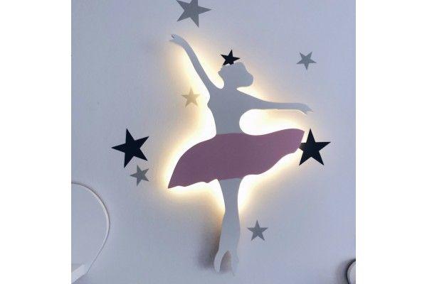 Lampe Jolie Danseuse