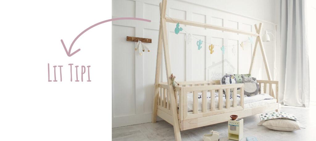 Nous vous aidons à choisir votre lit cabane !