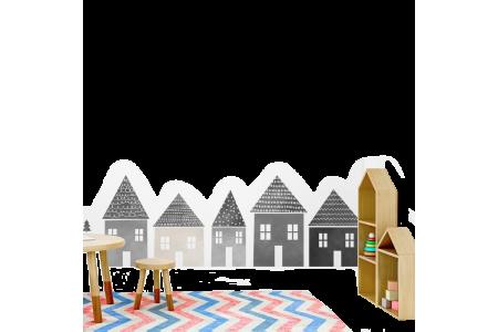 Casas y Ventanas