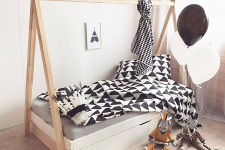 Teepee Bed L