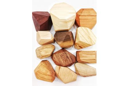 Decoración de madera