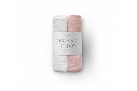 Organic Cotton Muslin Cloths